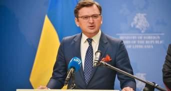 Украина не готовит никакой эскалации , – Кулеба о ситуации с российскими войсками на границе