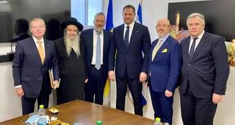 Переговоры украинской делегации с премьером Израиля: о пандемии, торговле, войне на Донбассе
