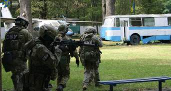 Біля кордонів з Росією: СБУ розпочинає масштабні антитерористичні навчання на Харківщині