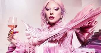 Королева игристого: Леди Гага поразила своим образом в рекламе элитного шампанского