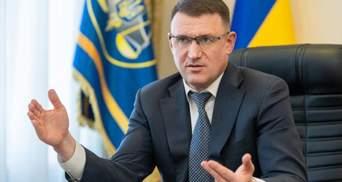 Голова ДФС Вадим Мельник прозвітував про результат боротьби з тіньовим ринком спирту та алкоголю