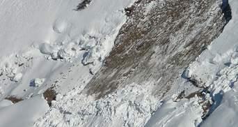 3 уровень опасности: в Карпатах вероятны сходы лавин