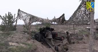 ВСУ устроили новые зрелищные тренировки на границе с Крымом: фото, видео