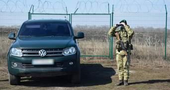 Хотів нелегально потрапити до Росії: прикордонники затримали іноземця