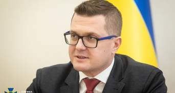 Ми не раз бачили брязкання зброєю, – Баканов розповів представниці США про готовність України