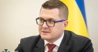 Мы не раз видели бряцание оружием, – Баканов рассказал представителям США о готовности Украины