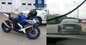 Украденные транспортные средства: искал Интерпол, а нашла полиция Днепропетровщины