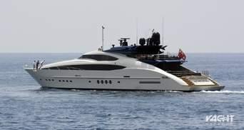Пінчук продає свою яхту за 12 мільйонів доларів: фото