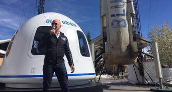 Blue Origin займеться розробкою космічного корабля з атомними двигунами для Пентагона