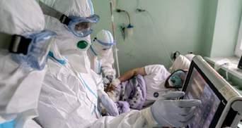 В больницах Запорожья заканчиваются COVID-места: больных могут направлять в другой город