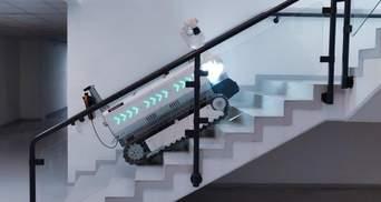 Австрійці показали прототип сучасного робота-будівельника: фото, відео