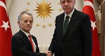 Ердоган закликатиме іноземних лідерів приєднуватися до Кримської платформи