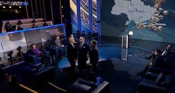 Ледь не дійшло до бійки: Шуфрич та Камельчук гучно посперечались у прямому ефірі