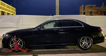 Украинец пытался пересечь границу на угнанном в Австрии автомобиле: сработала база Интерпола