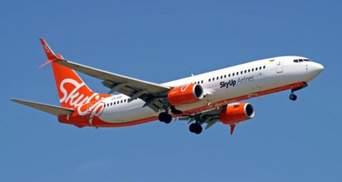 Авиакомпания SkyUp закрыла продажу билетов на 15 маршрутов в Европу из Украины