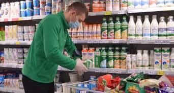"""У Вінниці запрацювала доставка продуктів з мережі """"ЕКО маркет"""""""