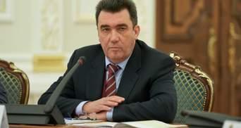 Хотят создать другую реальность, – Данилов обвинил Россию в информационном терроризме