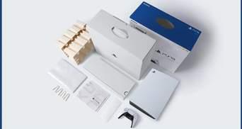 Sony розробляє екологічну упаковку для PlayStation 5