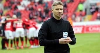 Спроба підкупу: УЄФА відсторонила російського арбітра від футболу