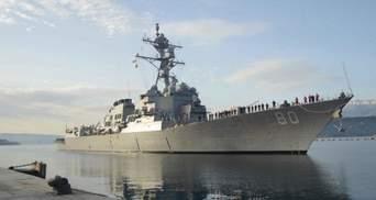 Американські ЗМІ розповіли, чому США передумали відправляти кораблі в Чорне море