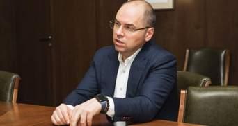 """Степанов під крики """"Ганьба"""" виступив у Раді: нардепи майже зібрали підписи за його відставку"""