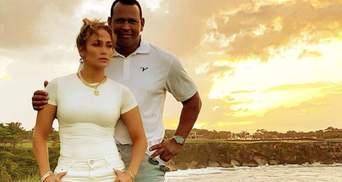 Дженнифер Лопес инициировала разрыв помолвки с Алексом Родригесом, – СМИ