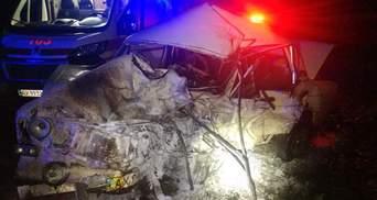 Под Чугуевом произошло смертельное ДТП: погиб 19-летний водитель – фото, видео