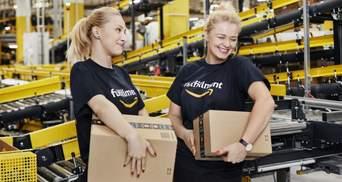 Безосу – в 58 раз больше: Amazon показала, сколько платила работнику в 2020 году
