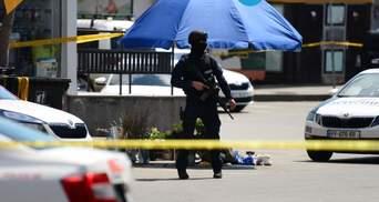 Поліція затримала чоловіка, що захопив заручників у Тбілісі: відео