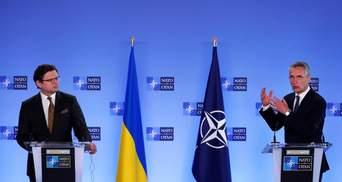 Помощь, несмотря на агрессию России: в НАТО акцентировали на поддержке Украины
