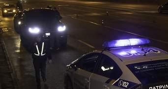 У Дніпрі Range Rover на великій швидкості збив 18-річну дівчину: фото