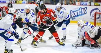 Донбасс победил Сокол в первом матче финальной серии плей-офф УХЛ