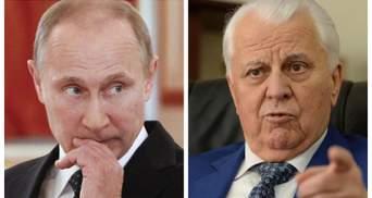 Путіну можна дати хіба під дихало, – Кравчук про компроміси з Росією