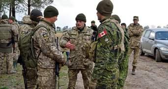 Канада призупинила роботу військової місії в Україні через спалах COVID-19