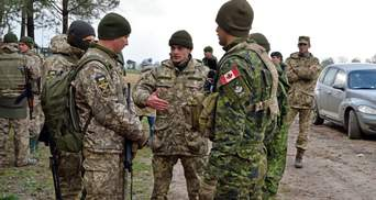 Канада приостановила работу военной миссии в Украине из-за вспышки COVID-19