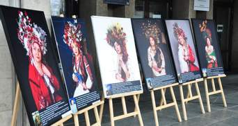 У Слов'янську провели виставку, присвячену матерям загиблих воїнів АТО: зворушливі фото