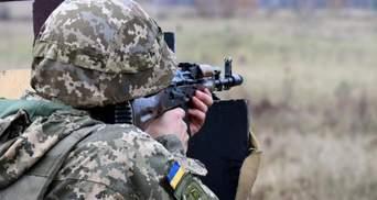 Из-за обстрела боевиков боец ВСУ получил серьезные осколочные ранения