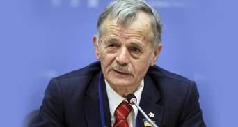 """Джемилев говорит, что Ермак советовал ему покинуть """"ЕС"""""""