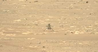 Підготовка до першого польоту на Марсі: апарат Ingenuity успішно пройшов важливий тест