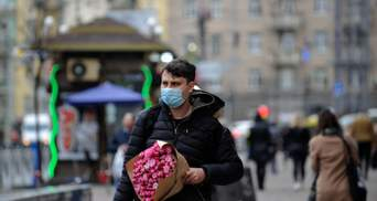 За сутки в Украине обнаружили 10 282 случая инфицирования коронавирусом