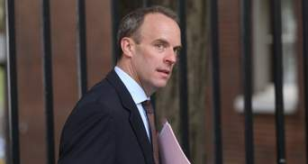 Британия поддерживает Чехию в решении выслать российских дипломатов