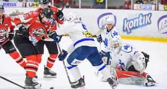 Донбас розгромив Сокіл та виграв другий матч фінальної серії плей-офф УХЛ