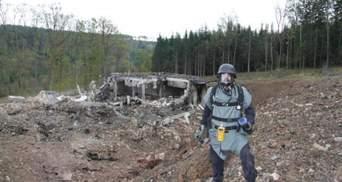 Боєприпаси зі складу у Врбетицях мали вибухнути в Болгарії, – віцепрем'єр Чехії