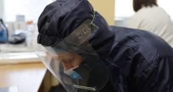 Коронавирус в Украине: суточное количество госпитализированных упало вдвое
