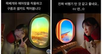 Лампа-иллюминатор – идеальный выход для тех, кто скучает по авиаперелетам: фото и видео