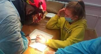 Не могла зняти каблучку: рятувальники допомогли 14-річній дівчинці на Одещині