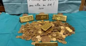 У банках для варення: у Франції в старому будинку знайшли золото на 650 тисяч євро