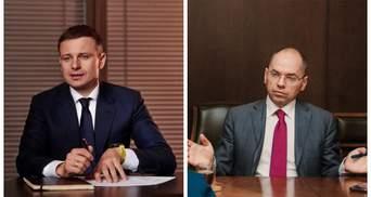 """Поводиться як персонаж з """"12 стільців"""": Марченко розкритикував Степанова"""