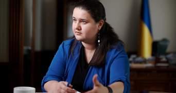 Новая госпожа посол Маркарова отправилась в США