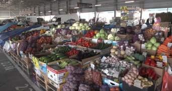 100 гривен за молодой картофель: на рынках Украины появились ранние овощи